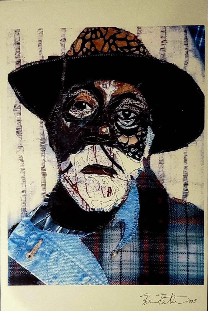 Grandpa by Bisa Butler